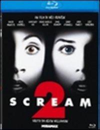 Cover Dvd Scream 2 (Blu-ray)