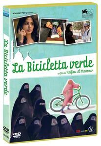 La bicicletta verde di Haifaa Al Mansour - DVD