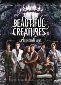 Cover Dvd Beautiful Creatures. La sedicesima Luna (DVD)