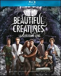 Cover Dvd Beautiful Creatures. La sedicesima Luna (Blu-ray)