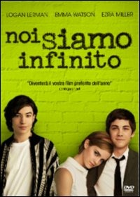 Cover Dvd Noi siamo infinito (DVD)