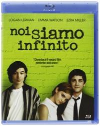 Cover Dvd Noi siamo infinito (Blu-ray)