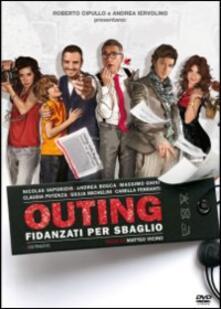 Outing. Fidanzati per sbaglio di Matteo Vicino - DVD