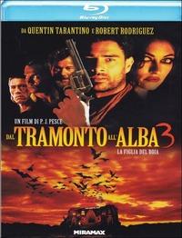 Cover Dvd Dal tramonto all'alba 3 (Blu-ray)