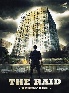 The Raid. Redenzione di Gareth Evans - DVD