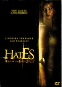 Cover Dvd Hates. House at the End of the Street (DVD)