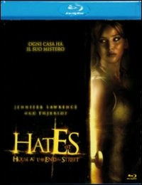 Cover Dvd Hates. House at the End of the Street (Blu-ray)