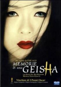 Memorie di una geisha di Rob Marshall - DVD