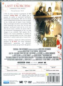 The Last Exorcism. Liberaci dal male di Ed Gass-Donnelly - DVD - 2