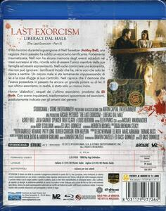 The Last Exorcism. Liberaci dal male di Ed Gass-Donnelly - Blu-ray - 2
