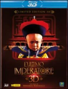 L' ultimo imperatore 3D (Blu-ray + Blu-ray 3D) di Bernardo Bertolucci