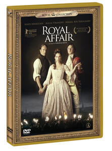 Royal Affair (DVD) di Nikolaj Arcel - DVD