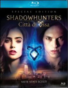 Shadowhunters. Città di ossa<span>.</span> Special Edition di Harald Zwart - Blu-ray