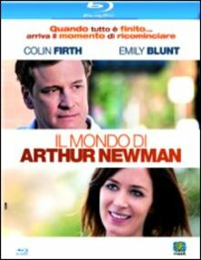 Il mondo di Arthur Newman di Dante Ariola - Blu-ray