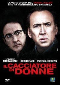 Cover Dvd cacciatore di donne (DVD)