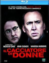 Cover Dvd cacciatore di donne (Blu-ray)