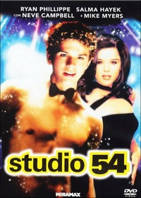 Cover Dvd Studio 54 (DVD)