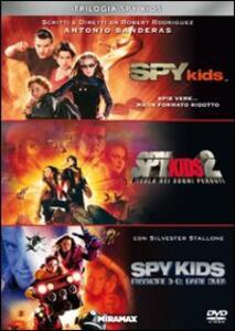 Trilogia Spy Kids (3 DVD) di Robert Rodriguez