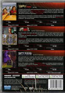 Trilogia Spy Kids (3 DVD) di Robert Rodriguez - 2