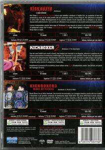 Trilogia Kickboxer (3 DVD) di Mark Disalle,Rick King,Albert Pyun - 2