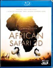 Film African Safari 3D Ben Stassen