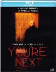 Film You're Next Adam Wingard