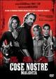 Cover Dvd Cose nostre - Malavita