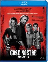 Cover Dvd Cose nostre. Malavita (Blu-ray)