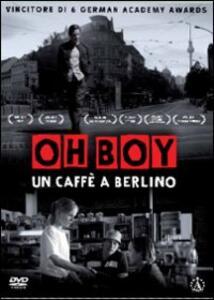 Oh Boy. Un caffè a Berlino di Jan Ole Gerster - DVD