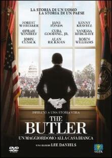 The Butler. Un maggiordomo alla Casa Bianca di Lee Daniels - DVD