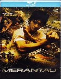Cover Dvd Merantau (Blu-ray)