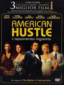 American Hustle. L'apparenza inganna di David O. Russell - DVD