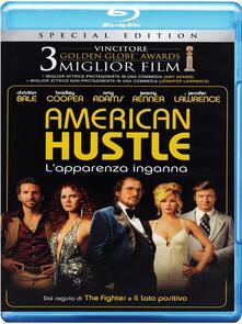 American Hustle. L'apparenza inganna<span>.</span> Special Edition di David O. Russell - Blu-ray