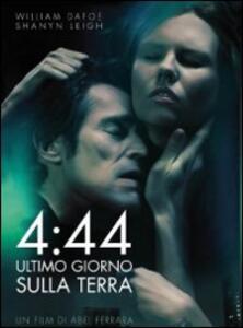 4:44 L'ultimo giorno sulla terra di Abel Ferrara - DVD