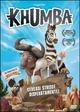 Cover Dvd DVD Khumba