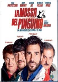 Cover Dvd mossa del pinguino (DVD)