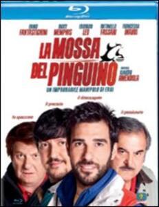 La mossa del pinguino di Claudio Amendola - Blu-ray