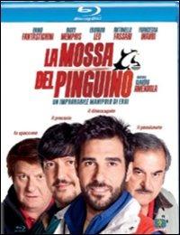 Cover Dvd mossa del pinguino (Blu-ray)
