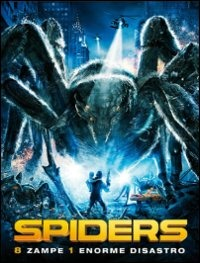 Cover Dvd Spiders (DVD)