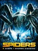 Cover Dvd Spiders 3D