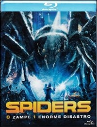 Cover Dvd Spiders (Blu-ray)