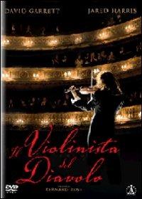 Cover Dvd violinista del diavolo (DVD)