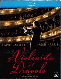 Cover Dvd violinista del diavolo (Blu-ray)