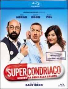 Supercondriaco. Ridere fa bene alla salute di Dany Boon - Blu-ray