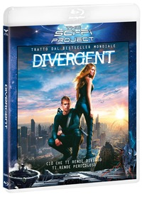 Cover Dvd Divergent (Blu-ray)