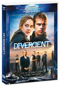 Cover Dvd Divergent (DVD)