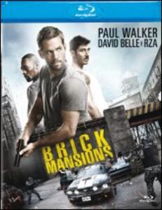 Brick Mansions di Camille Delamarre - Blu-ray