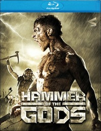 Cover Dvd Hammer of the Gods (Blu-ray)