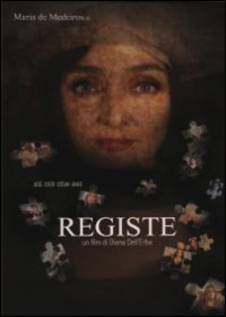 Registe, dialogando su una lametta di Diana Dell'Erba - DVD