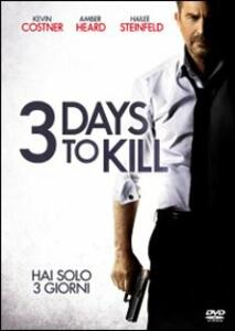 3 Days to Kill di McG - DVD